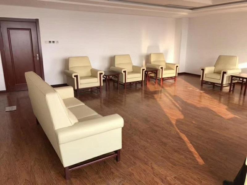 工程案例:怀柔区新办公楼室内除甲醛