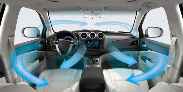 车内异味来自哪里?哪种气味对人体伤害最大?