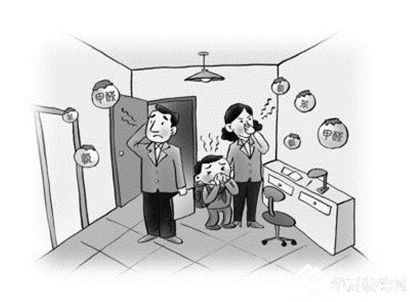 家庭装修污染源在哪里?