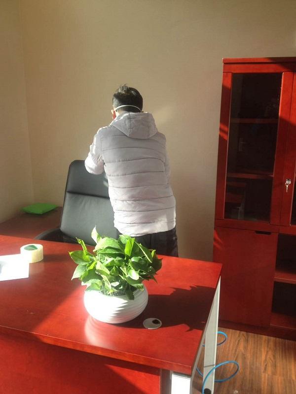 北京中国银行室内除甲醛