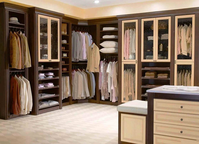 定制衣柜该怎么选?大品牌的差距原来如此巨大