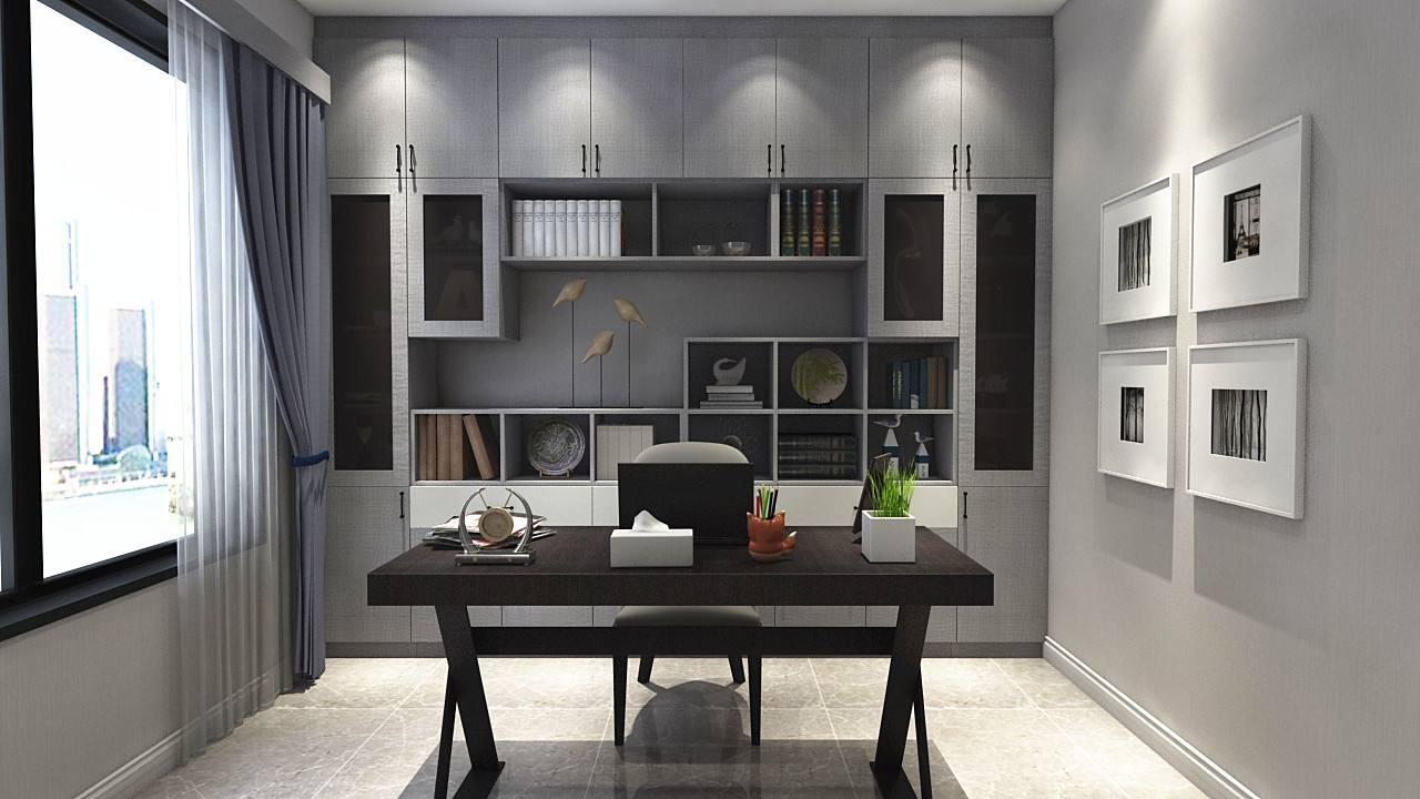 如何设计才能体现格调,关于书房的4种设计风格