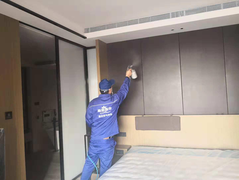 新房装修完怎么快速去除甲醛?