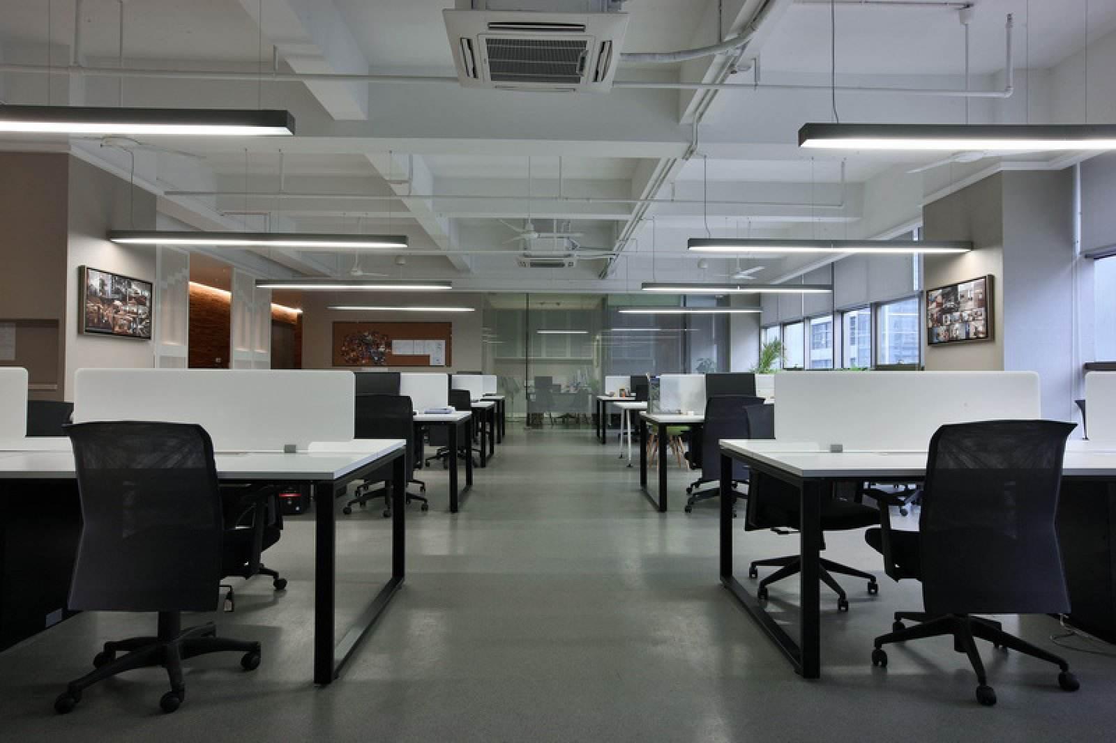 注重细节,选对风格 公司形象从办公家具开始