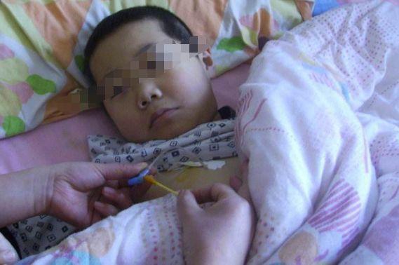 污染案例:5岁男孩家中晕倒,原来是甲醛作怪