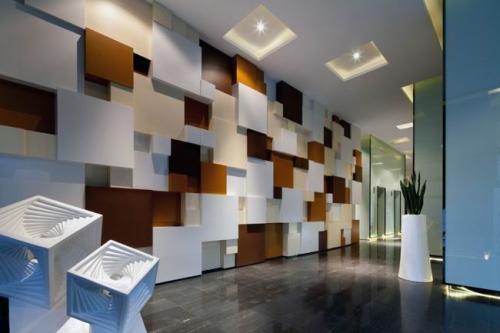 如何在合理范围内,装修出美观大方的办公室?
