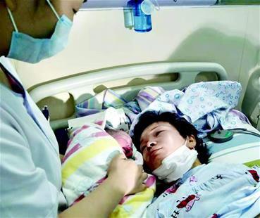 生命之重:怀孕18周孕妇患白血病,坚持生子